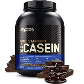 Gold Standard 100% Casein - 4 Lbs (1.80 kg) By Optimum Nutrition (ON) in Bangladesh