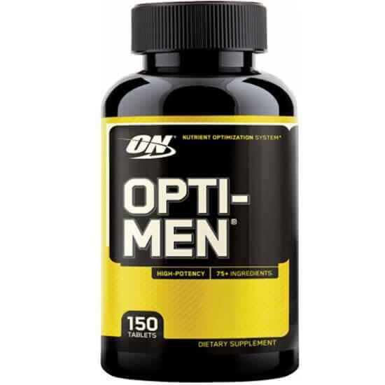 Optimum Nutrition (ON), Opti-Men,Mens Daily Multivitamin - 150 Tablets in Bangladesh