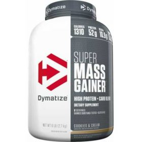Dymatize Nutrition, Super Mass Gainer-6Lbs in Bangladesh