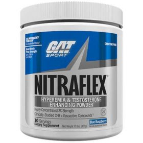 Nitraflex Pre-Workout (30 Servings) by GAT Sport in Bangladesh