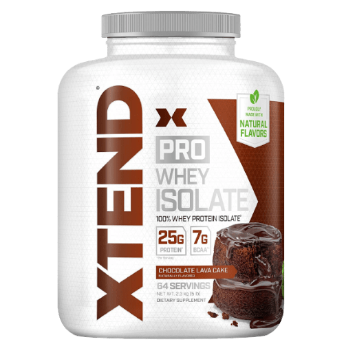 Xtend, Pro Whey Isolate, Chocolate Lava Cake, 5 lbs in (BD) Bangladesh