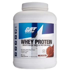 GAT Whey Protein Isolate Blend, Chocolate, 5Lbs in (BD) in Bangladesh