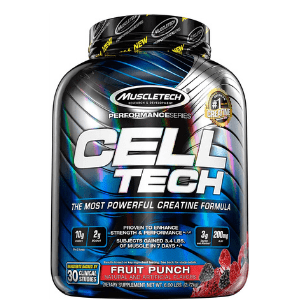 MuscleTech Cell Tech Hard Gainer Creatine Formula in bd