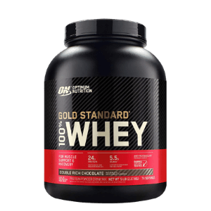 Optimum Nutrition (ON), Gold Standard 100% Whey, Double Rich Chocolate in Bd Bangladesh